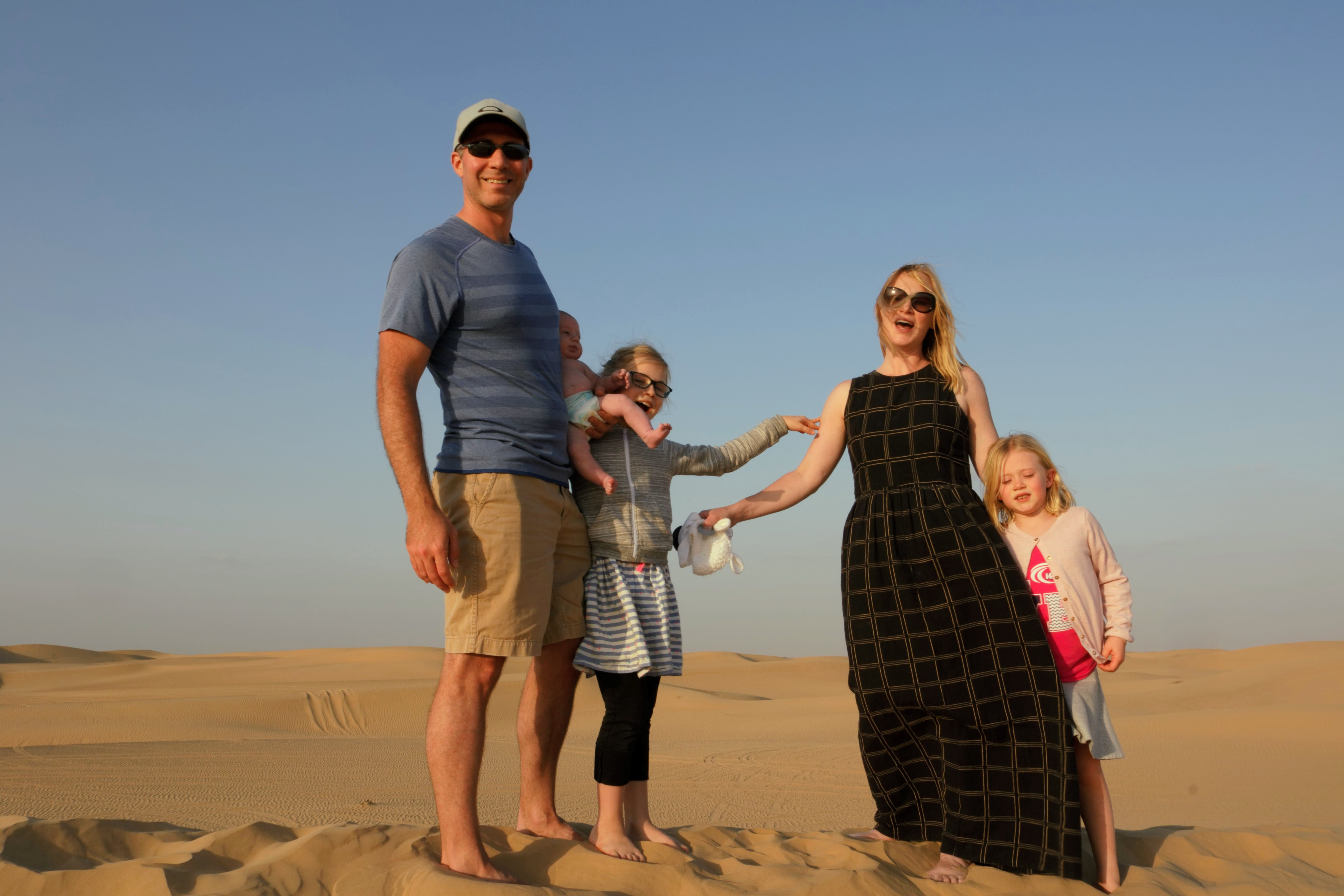 Family Friendly Holiday In Dubai