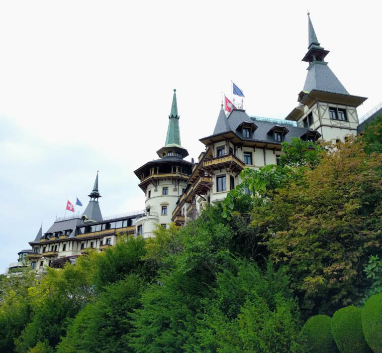 The Most Expensive Sunday Brunch In Zurich