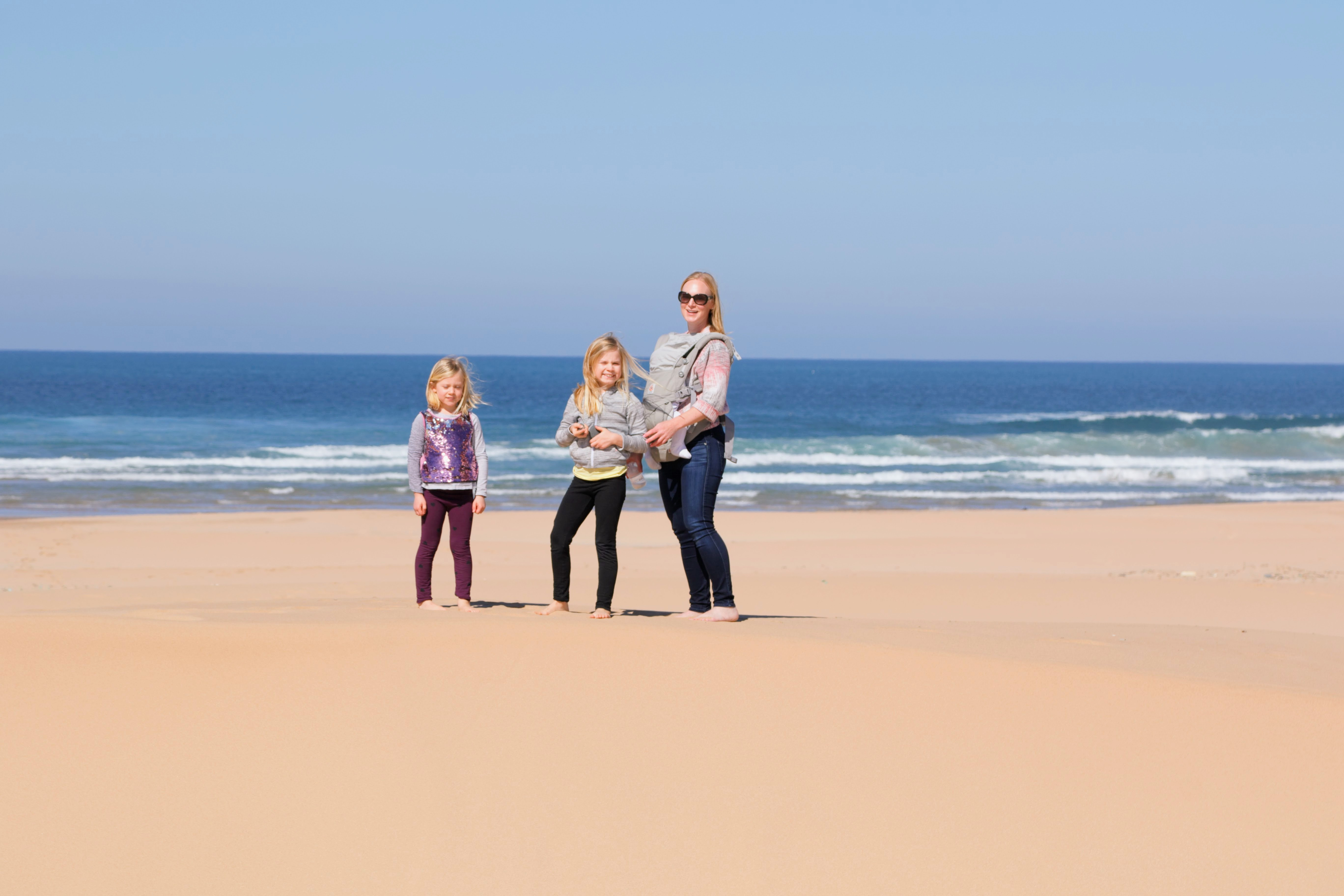 Family Beach Holiday In Portugal