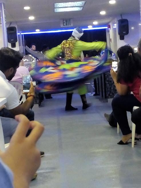 Tanoura dubai UAE dance