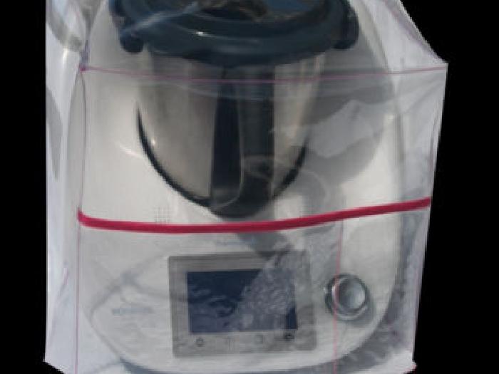 housse de protection pour thermomix tm6 tm5 tm31 sans varoma felicity petit electromenager cuisine maison