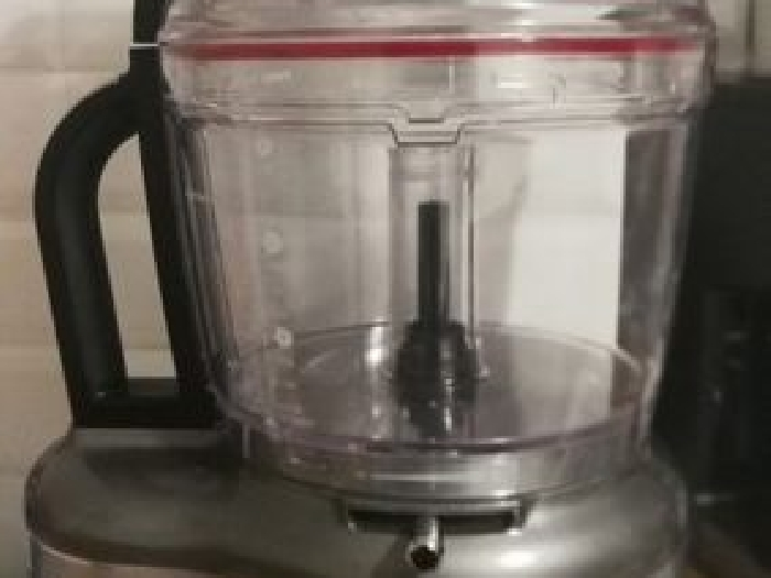 robot menager kitchenaid artisan 5kfp1644 gris etat neuf momix annonce