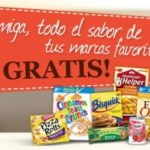 General Mills Food Sample Giveaway!