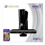 Xbox 360 250gb and Kinect Bundle for $349!