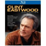 Clint Eastwood Collection on Blu-ray, Includes 10 Movies for $69