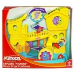 Playskool Drump Drop Funhouse only $6.30 (61% Off)
