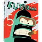 Futurama: Volume 5 [Blu-ray] – $13.49