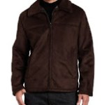 Dockers Mens Faux Shearling Jack on Sale for – $22.87