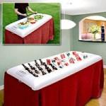 Inflatable Salad Bar – $13.00!!