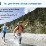FREE $10 Amazon Gift Card for Referring 5 Friends to StumbleUpon