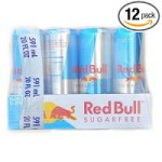Red Bull Sugar Free Energy Drink, 20-Ounce (Pack of 12) – $25.64
