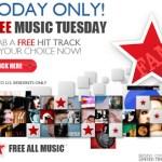 Free Music Tuesday
