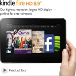 FREE Blogger Event: Kindle Fire HD 8.9″ Giveaway!