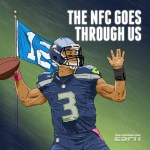 The NFC Goes Through Us!