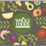 HOT DEAL: $10 Whole Foods Market Gift Card Only $5 (Limited Quantity)