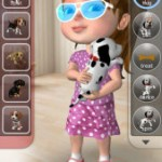 Talking Anya Dress-up & Pet Puppies iOS APP