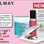 FREE Almay Cosmetics at Walgreens