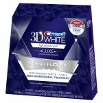 FREE Sample of Crest 3D White Luxe Teeth Whitening Strips