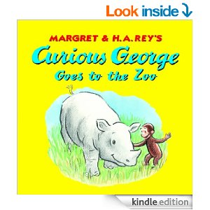 Curious George Goes to the Zoo ebook