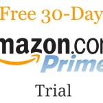 FREE 30-Day Trial of Amazon Prime