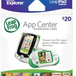 LeapFrog App Center $20 Download Card Now Only $10 (50% savings!)