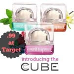 Softlips Cubes Are Only $0.99 at Target!