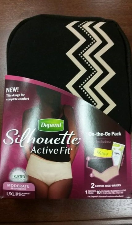 depend silhouette active fit