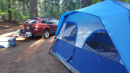 detroit lake campground