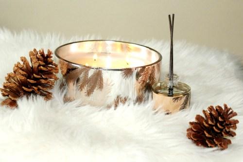 frasier fir candles