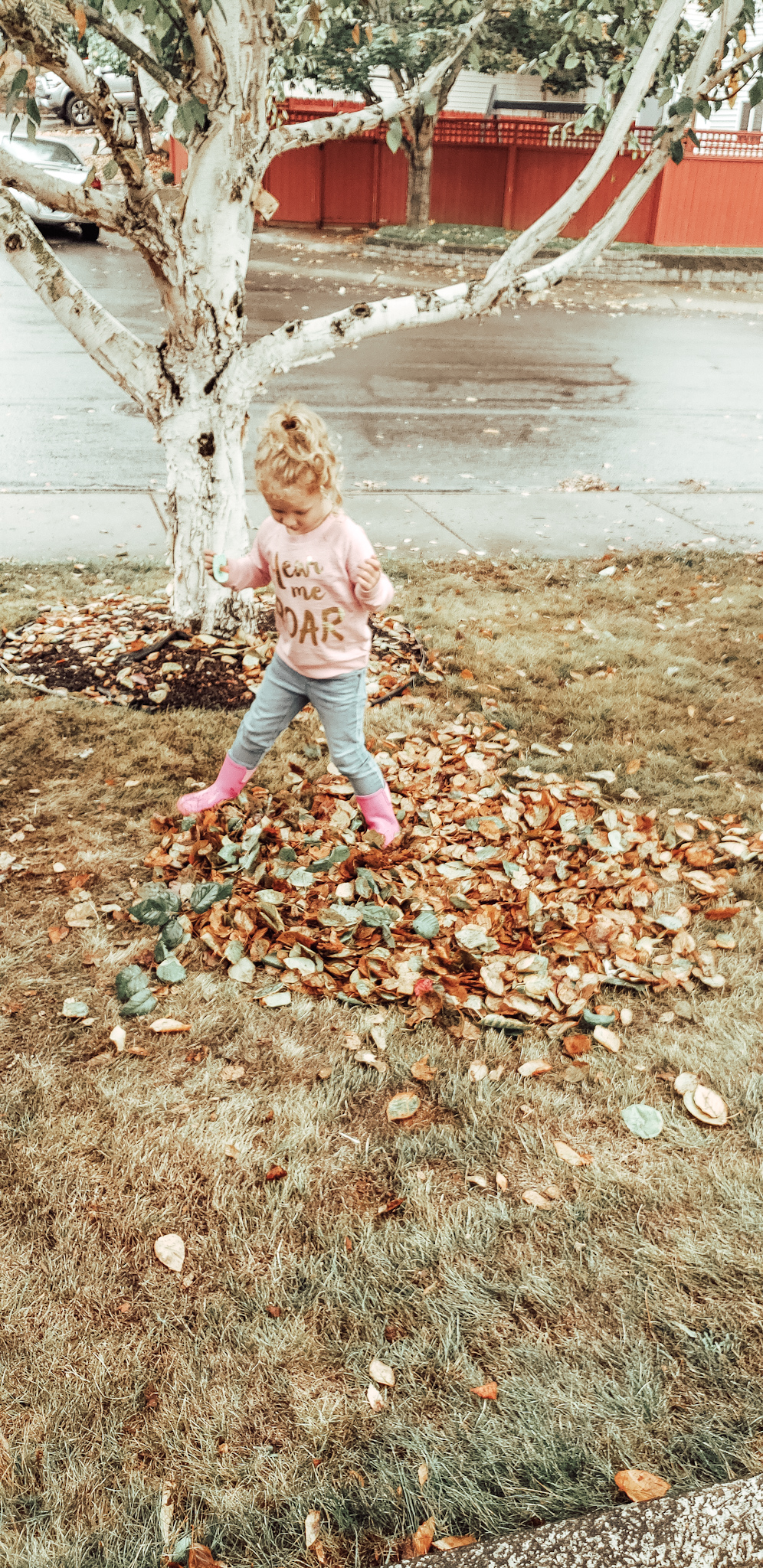 The Importance of Free Play Outside