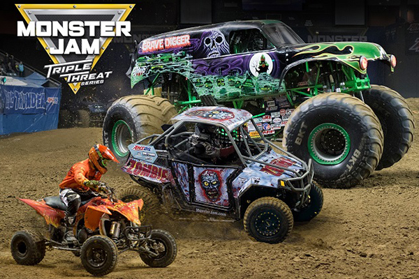 Monster Jam is Coming to Portland Feb 29th!