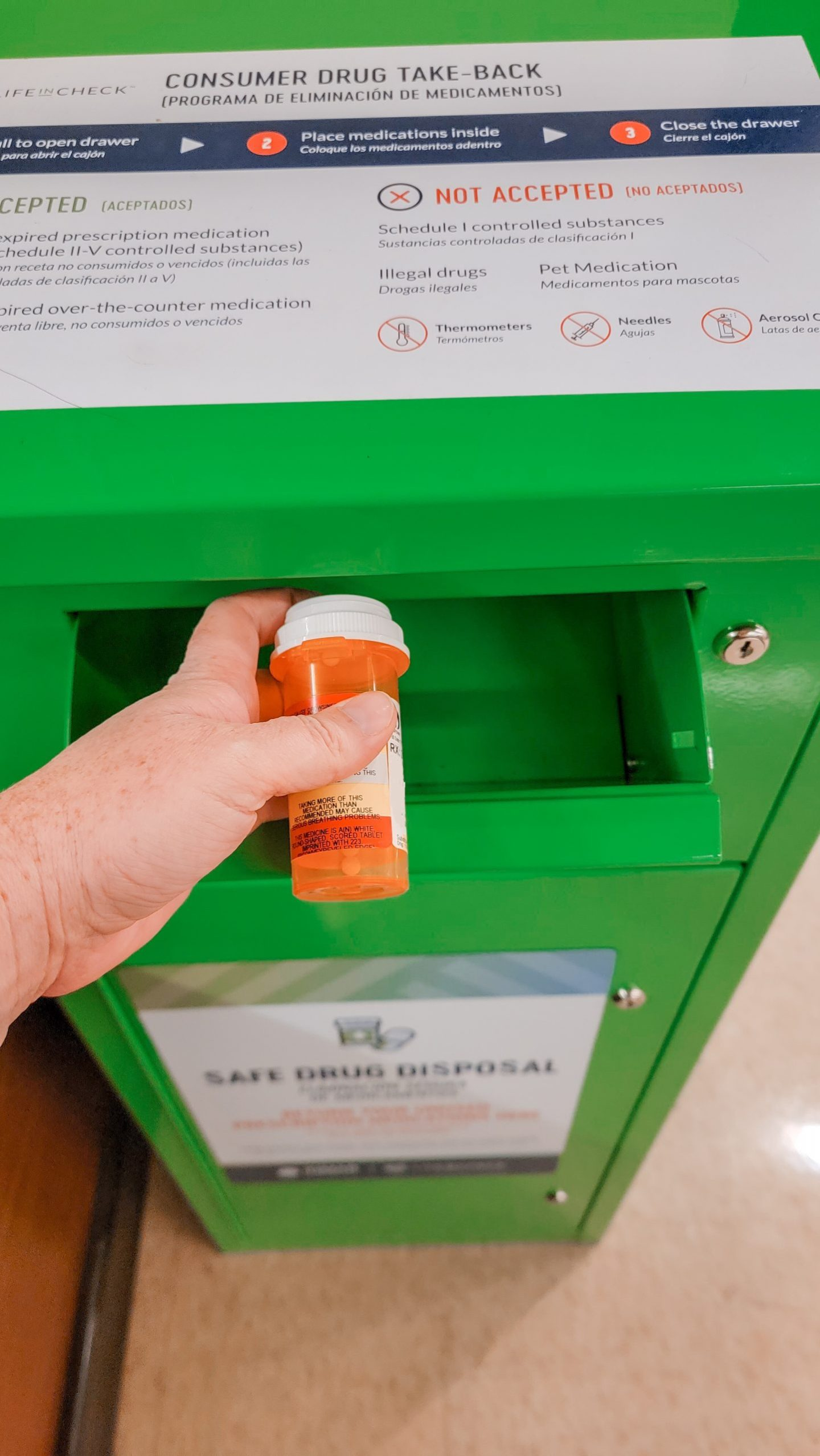 Why You Should Dispose of Unwanted or Expired Medications