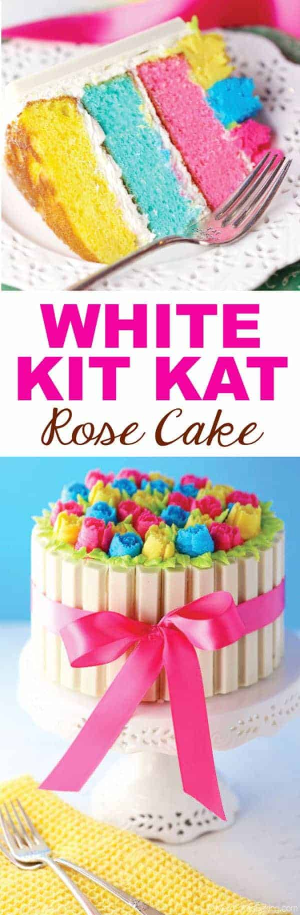 Easter Cakes Kit Kats