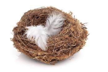 Momma Addict discusses the frequent loss of part of your identity during motherhood and how you regain those aspects of your life during the empty nest.