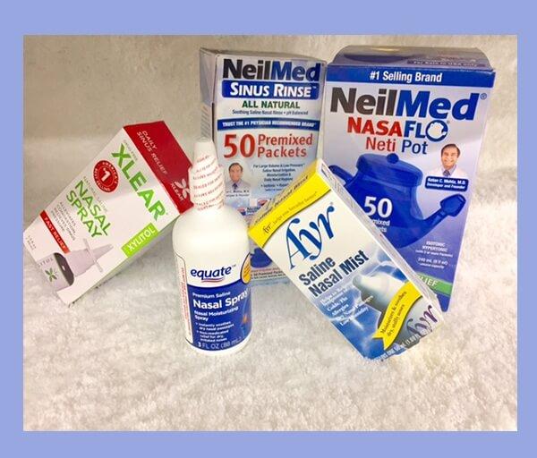 Nasal Saline: Six Salty Secrets to Beat Allergies! - Momma
