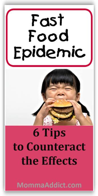 Dr. Momma discusses the processed food epidemic in kids and suggests 6 tips to limit the impact these foods can have on long term health
