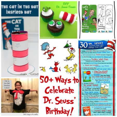 dr seuss read across america activities
