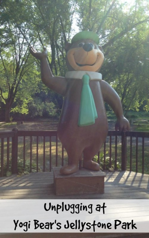 Unplugging at Yogi Bear's Jellystone Park