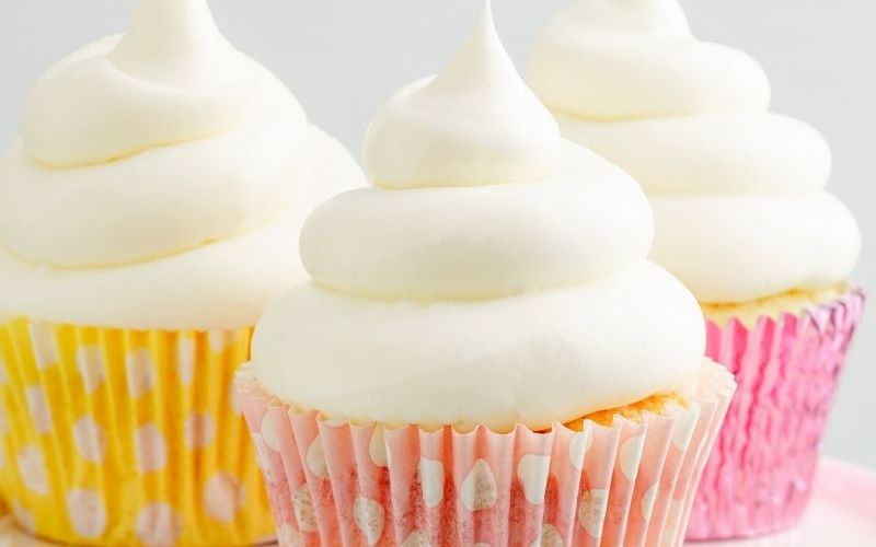 The Best Vanilla Cupcake Recipe