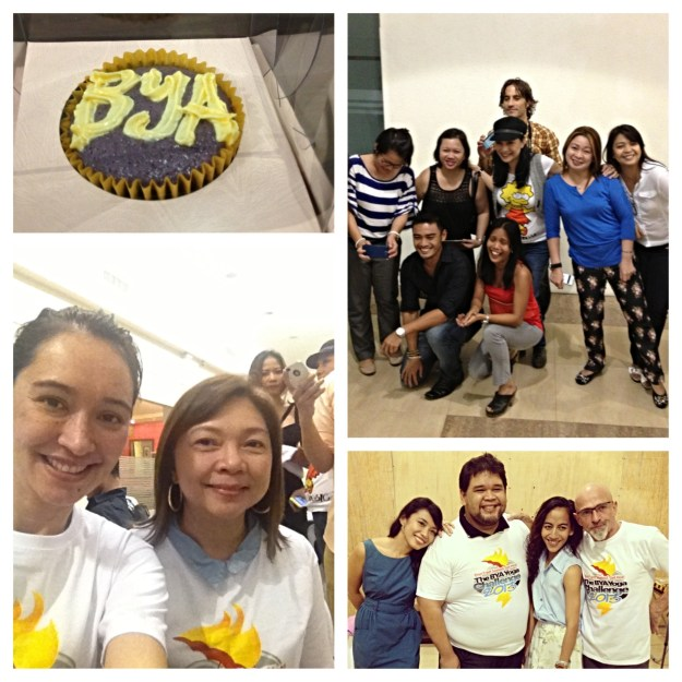 Images from the culminating pot luck for all the challengers. Cupcakes were yummy, thanks Maru :-)