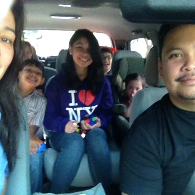 Family Time in Baguio City