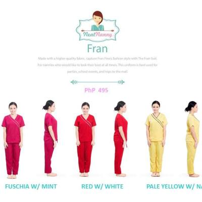 Uniforms by Neat Nanny