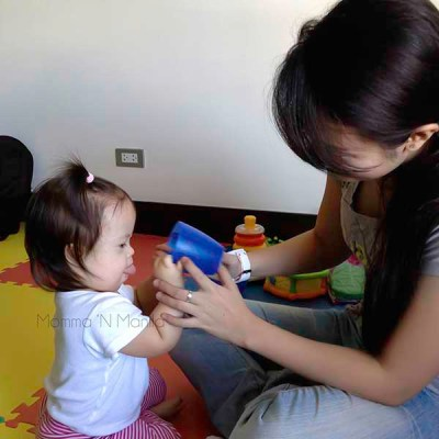 Guest Post: Speech Therapy with Teacher Geline