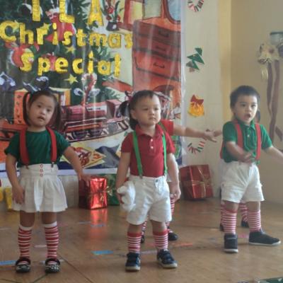 Preschool Beginnings and Summer Endings