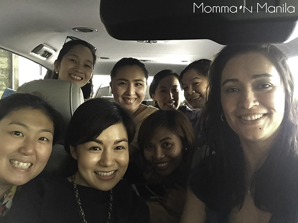 How many mom bloggers can you fit in a Chevy Trailblazer?