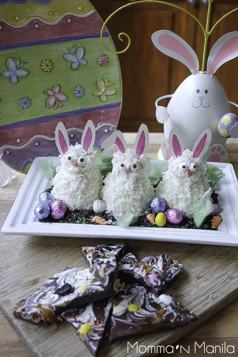 Of course it isn't Easter without some sweet treats on the table too!