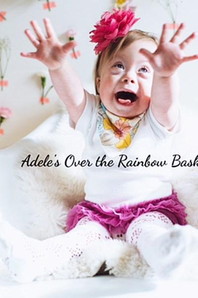 Adele's Over The Rainbow Baskets