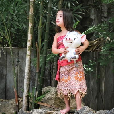 Moana, Girl Power, and Hong Kong Disneyland