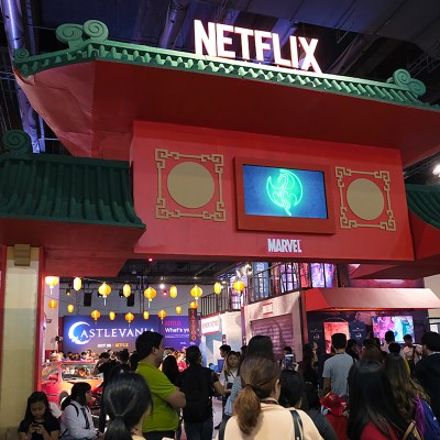 #TeamGellibean S03 E06 AsiaPop Comicon with the Netflix #StreamTeam