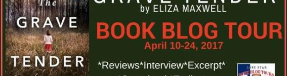 Book Blog Tour:  The Grave Tender